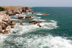 Tyulenovo Rocks, Bulgaria Royalty Free Stock Images