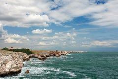 Tyulenovo Rocks, Bulgaria Stock Photos
