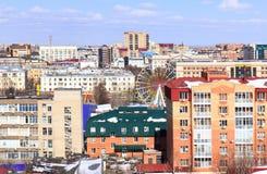 Tyumen Russia Stock Image