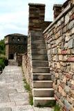 Tzarevetz fortress in Veliko Tarnovo, Bulgaria Stock Image