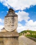 Tzarevetz fortress at Veliko Turnovo, Bulgaria. Royalty Free Stock Photography