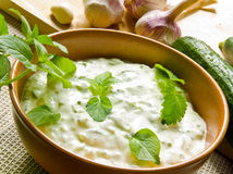 Tzatziki Stock Photos