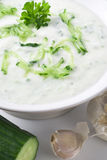 Tzatziki Photo stock