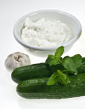 Tzatziki Royalty Free Stock Photo