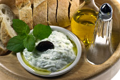 Tzatziki Royalty Free Stock Photos