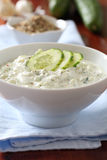 Tzatziki Foto de Stock Royalty Free