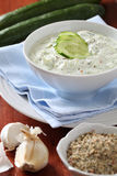 Tzatziki Stock Photography