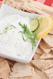 Tzatziki sauce Stock Photos