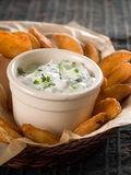 Tzatziki Stock Photo
