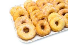 Tzipulas, зажаренные donuts Сардинии Стоковое Изображение RF