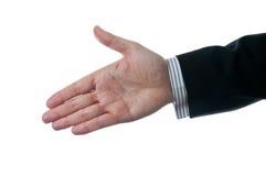 Uścisk dłoni Fotografia Royalty Free