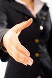 uścisk dłoni Zdjęcia Royalty Free