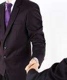 Uścisk dłoni biznes Zdjęcia Stock