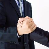 Uścisk dłoni biznes Obraz Royalty Free