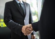 Uścisk dłoni, Biznesowy uścisk dłoni i ludzie biznesu, zdjęcia royalty free