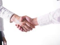 uścisk dłoni handshaking fotografia royalty free