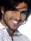 uśmiech. zdjęcia stock