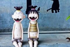 Uśmiech lale Fotografia Stock