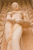 uśmiech rzeźbiąca kobieta Zdjęcia Royalty Free