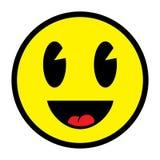 Uśmiech twarzy vector†'zapasu ilustracyjnego †'zapas ilustracyjna kartoteka Zdjęcia Royalty Free
