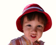 uśmiecha się dziecko Obraz Stock