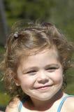 uśmiechnięci dziewczyn potomstwa zdjęcia royalty free