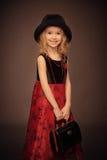 Uśmiechnięta dziewczyna Fotografia Stock