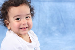 uśmiechnięty berbeć Zdjęcie Royalty Free