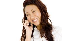 Uśmiechnięty Bizneswoman zdjęcie royalty free