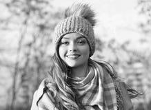 Uśmiechnięty czarny i biały zdjęcie royalty free