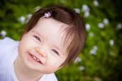 Uśmiechnięty dziecko Fotografia Royalty Free