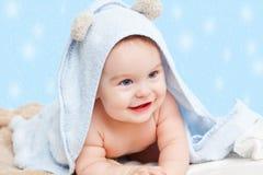 Uśmiechnięty dziecko Obrazy Royalty Free