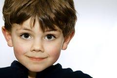 Uśmiechnięty dziecko Zdjęcia Stock