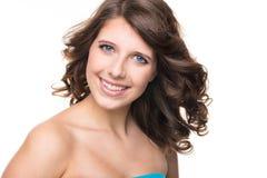 Uśmiechnięty nastolatek Zdjęcia Royalty Free