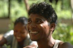 Uśmiechnięty rolny robotnik Zdjęcia Stock