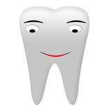 uśmiechnięty ząb Fotografia Royalty Free
