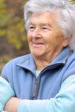 uśmiechy starszych obrazy royalty free
