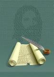 Uświęcony święte pisma Fotografia Royalty Free