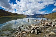 Uświęcony jeziorny Yang Zuo Yong Co Fotografia Royalty Free