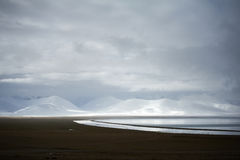 Uświęcony jezioro Fotografia Royalty Free