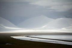 Uświęcony jezioro Obraz Stock