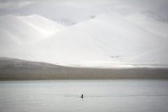 Uświęcony jezioro Obrazy Royalty Free