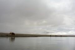 Uświęcony jezioro Obrazy Stock