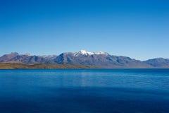 Uświęcony jezioro góra i Obraz Royalty Free