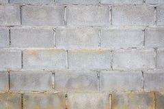 Żużlu bloku ściany tło, Zdjęcia Royalty Free
