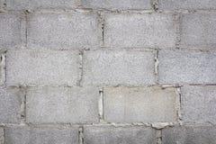 Żużlu bloku ściany tło, Zdjęcie Royalty Free