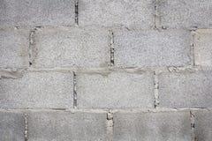 Żużlu bloku ściany tło, Obraz Royalty Free