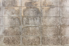 Żużlu bloku ściany tło, Obraz Stock