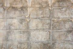 Żużlu bloku ściany tło, Obrazy Stock