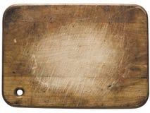 Używać drewniana tnąca deska Zdjęcie Stock